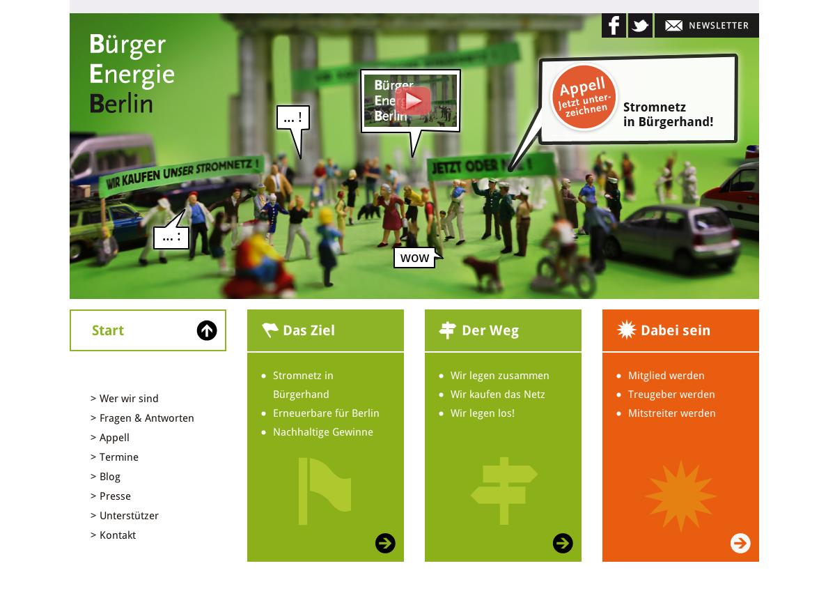 Bürger Energie Berlin