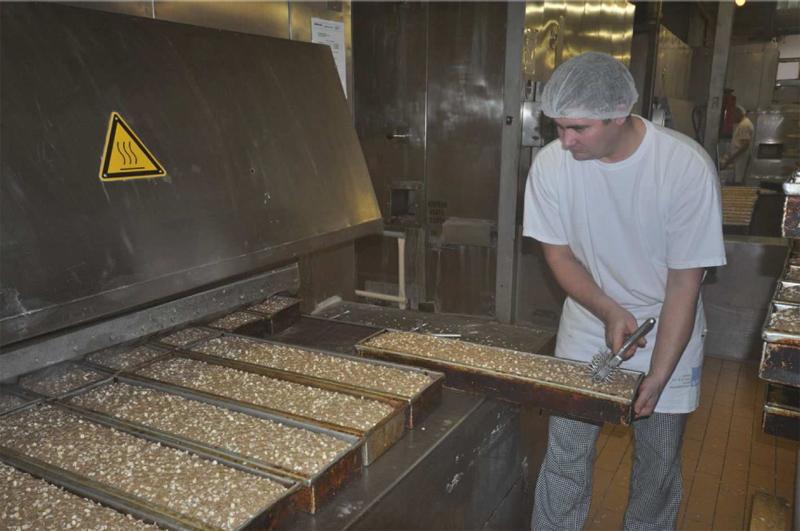 Bildübersicht Ammerländer Großbäckerei