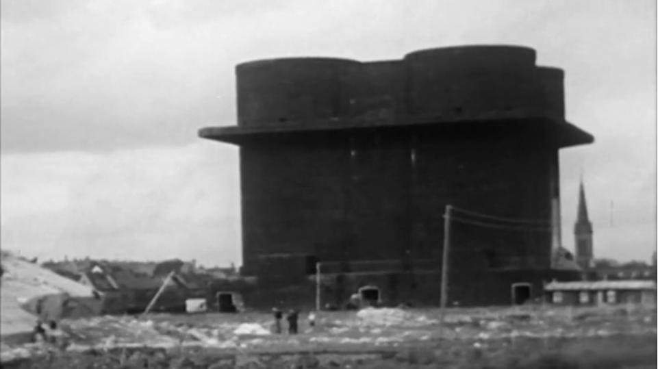 Energiebunker Hamburg-Wilhelmsburg_Nazi-Bunker_Energy-Mag