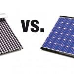 Solar vs PV