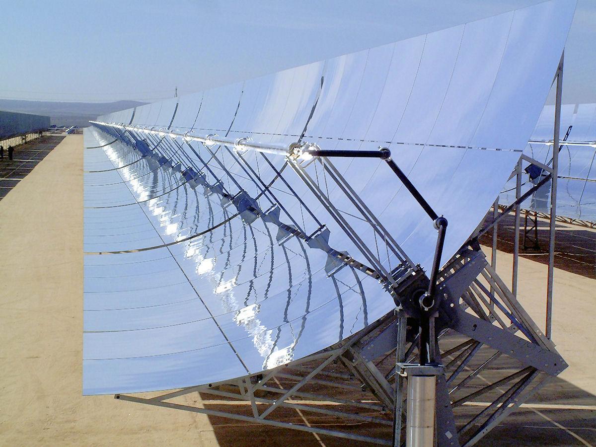 Parabolrinne_Solarthermische Kraftwerke_Energy-Mag