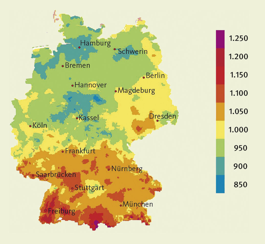 Sonnenstunden in Deutschland_Grafik_Energy-Mag