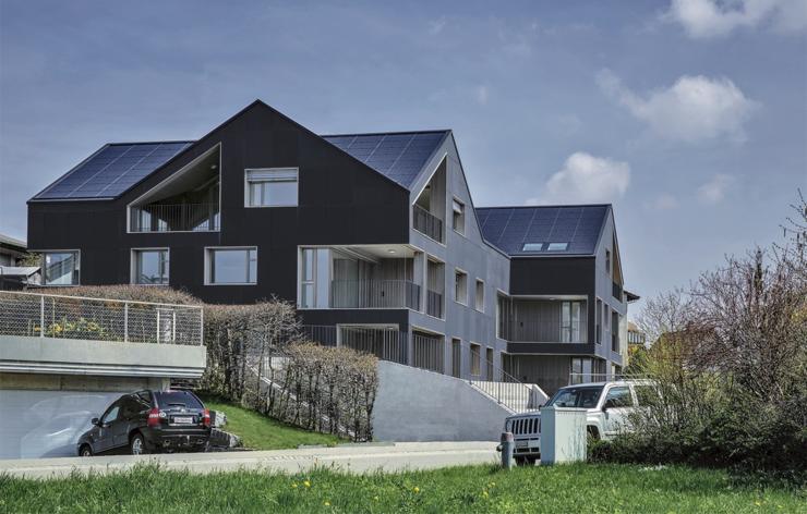 Erstes energieautarkes Mehrfamilienhaus der Welt -Energy-Mag