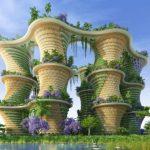 Hyperions – die Ökostadt der Zukunft