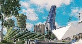 Über die Stadt der Zukunft