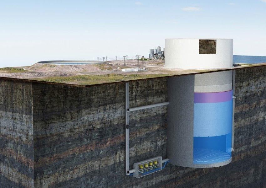 Gefällekraftwerk, Heindl Energy, Energy Mag